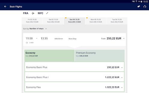 Lufthansa 8.6.1 Screenshots 19