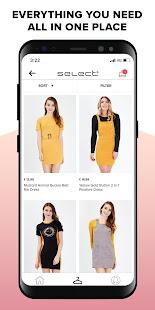 ファッションを選択