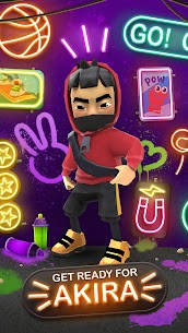Subway Surfers (MOD, Unlimited Coins/Keys/All Characters) 5