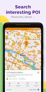 OsmAnd — Offline Maps, Travel & Navigation Mod 3.9.8 Apk [Unlocked] 4