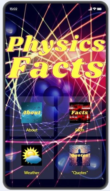 Physics Facts screenshot 4