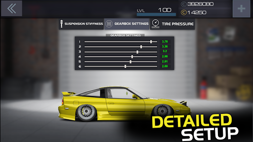 Project Drag Racing apkpoly screenshots 3
