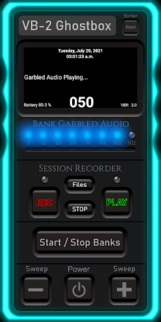 VB-2 GhostBox with Session Recorderのおすすめ画像1