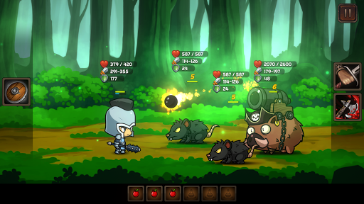 Kinda Heroes: The cutest RPG ever! 1.49 screenshots 2
