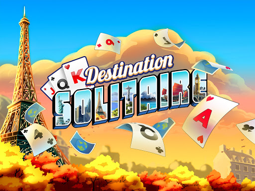 Destination Solitaire - Fun Puzzle Card Games! 2.5.2 screenshots 15