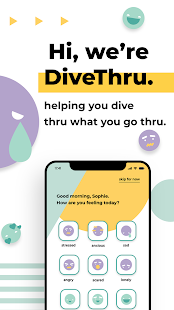 DiveThru: Mental Health Support