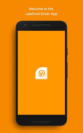 LalaFood Partners - Driver 7.7.0 screenshots 1