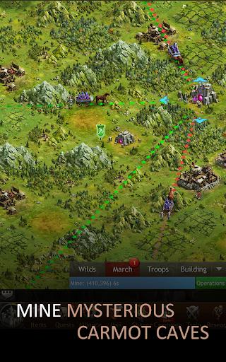 Kingdoms of Camelot: Battle 20.8.0 screenshots 2
