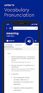 Dictionary.com English Word Meanings & Definitions (PREMIUM) 7.5.41 Apk 4