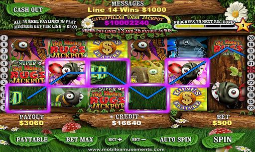 Big Money Bugs Slots Free apklade screenshots 1