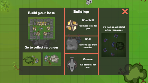 Zombies.io Build&Survive android2mod screenshots 4