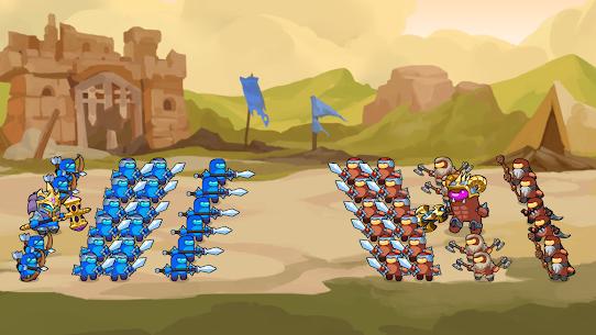 Legions War: Art of Strategy MOD APK 5