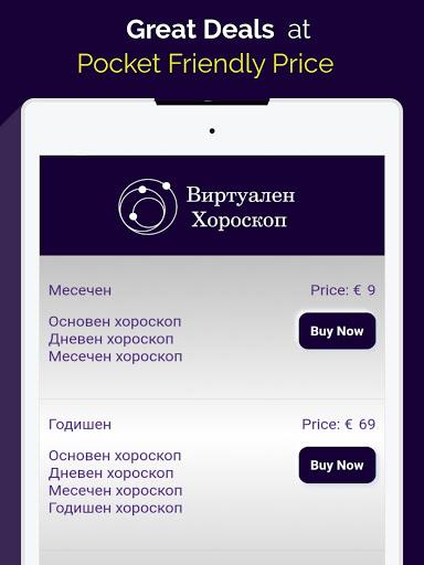 Online Horoscope screenshot 8