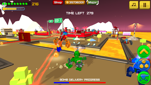 Armored Squad: Mechs vs Robots android2mod screenshots 9
