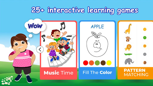 Preschool Learning Games for Kids & Toddlers 6.0.9.1 screenshots 9