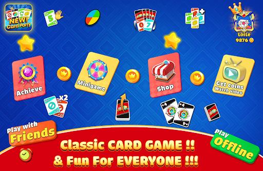 Uno Card Party 1.0.4 screenshots 7
