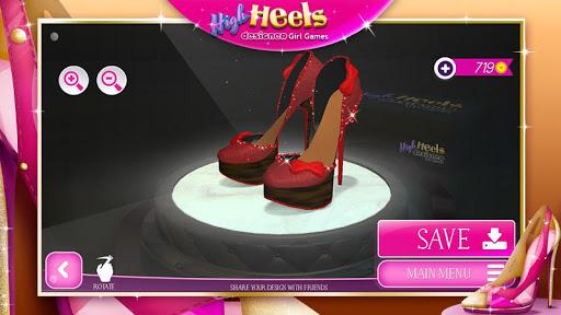 High Heels Designer Girl Games  Screenshots 7
