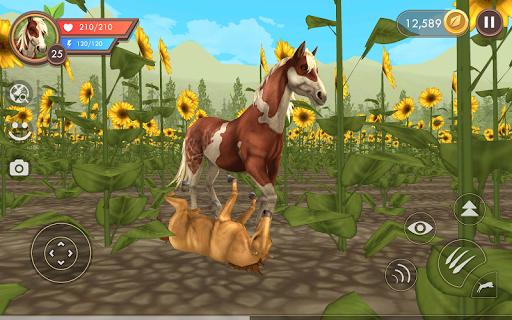 Code Triche WildCraft: Sim sauvage en ligne 3D (Astuce) APK MOD screenshots 4