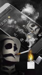 Smoking Cigarette Lighter Theme 1.1.4 Mod APK (Unlock All) 1