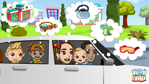 Vlad & Niki Supermarket game for Kids  screenshots 15