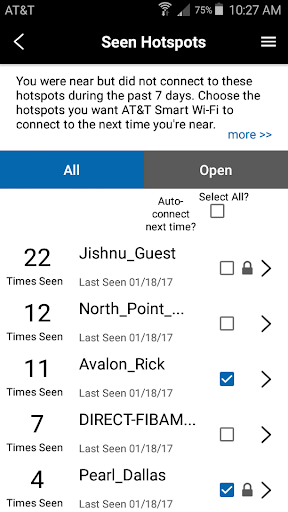AT&T Smart Wi-Fi android2mod screenshots 5