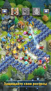Castle Clash: Схватка Гильдий 1.8.5 screenshots 3