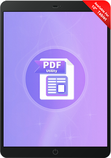 PDF Utility – Merge, Split, Delete, Extract