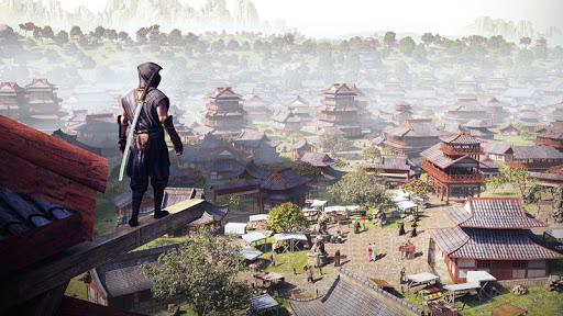 Ninja Samurai Assassin Hero II 1.3.1 Screenshots 17