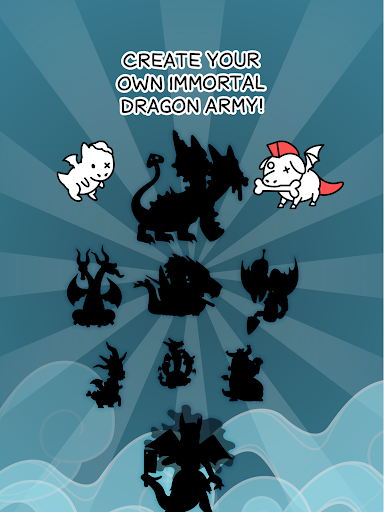 Zombie Dragon Evolution - Create Epic Monsters  screenshots 12