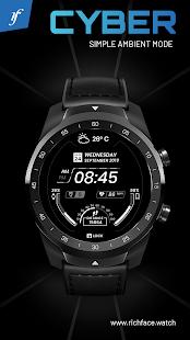 Cyber Watch Face