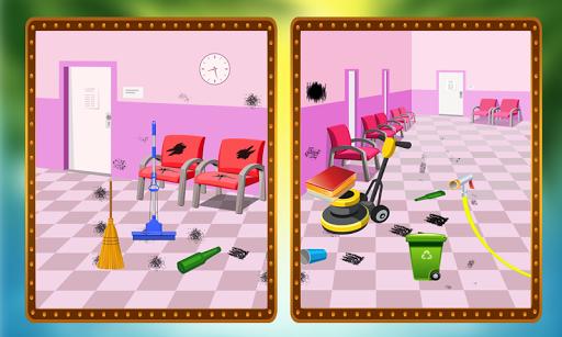 Hospital repair and cleanup 1.2 screenshots 3