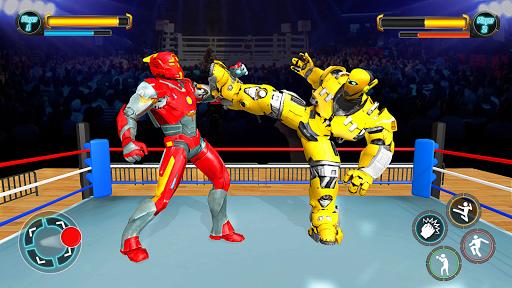 Grand Robot Ring Fighting 2020 : Real Boxing Games 1.19 Screenshots 2