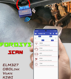 FordSys Scan Lite 1.11 Screenshots 1