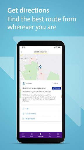 northwell health screenshot 3