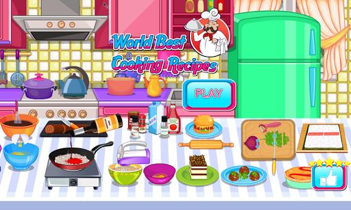 World Best Cooking Recipes Game 5.641 Screenshots 1