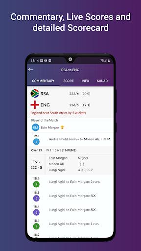 Cricket Line Guru : Cricket Live Line android2mod screenshots 6