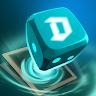 Dicast: Rules of Chaos - Dice Battle RPG APK صورة الغلاف