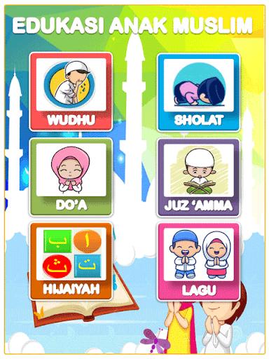 Edukasi Anak Muslim 7.0.4 screenshots 1