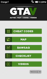 Map  Cheats for GTA V Apk Download 3