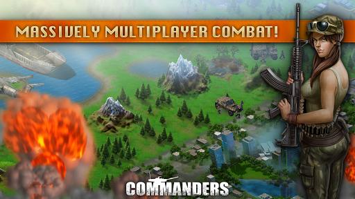 Commanders 3.0.7 screenshots 5