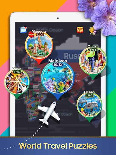Jigsaw Puzzles World - puzzle games Apkfinish screenshots 16