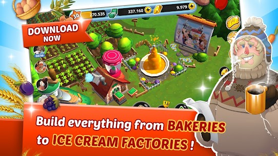Food World Tycoon MOD Apk (Unlimited Money) Download 2