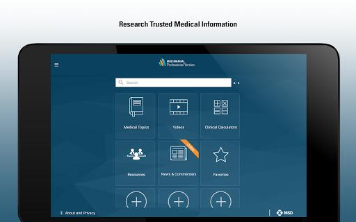 MSD Manual Professional  Screenshots 6