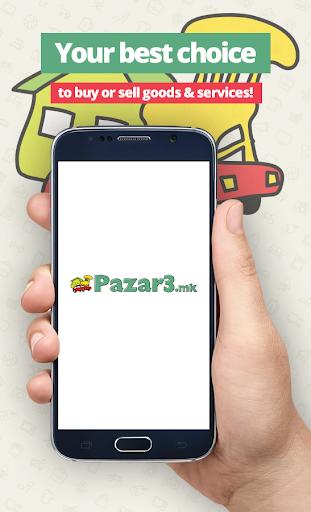 Pazar3.mk 10.0.0.4110 screenshots 1