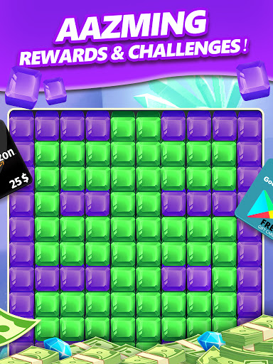 Lucky Diamond u2013 Jewel Blast Puzzle Game to Big Win 1.1.30 Screenshots 6