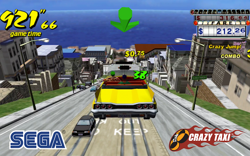 Crazy Taxi Classic android2mod screenshots 4