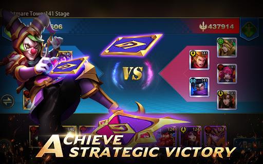 Infinite Heroesuff1aldle RPG game Apkfinish screenshots 18