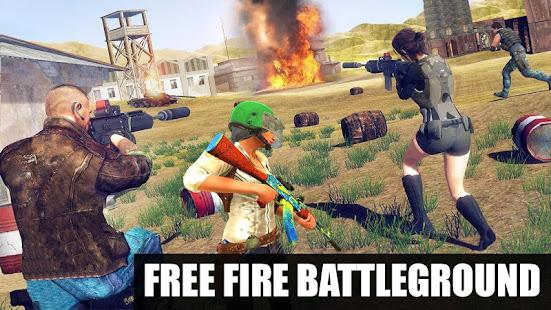 New Legend Fire Squad: Free-Fire-Battleground 3D 1.0.2 screenshots 1