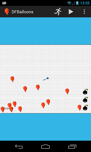 dfballoons screenshot 1
