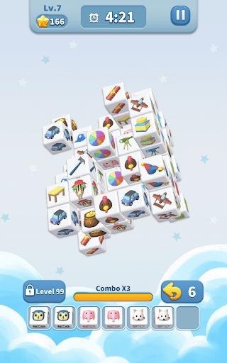 Cube Master 3D - Match 3 & Puzzle Game Apkfinish screenshots 12